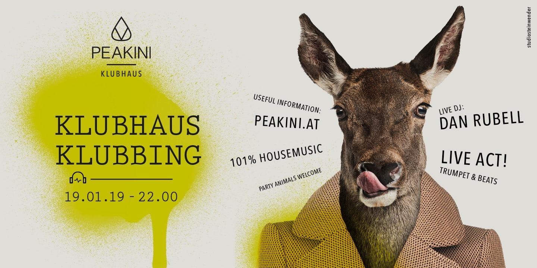 KLUBBING 190119 - Klubhaus Klubbing