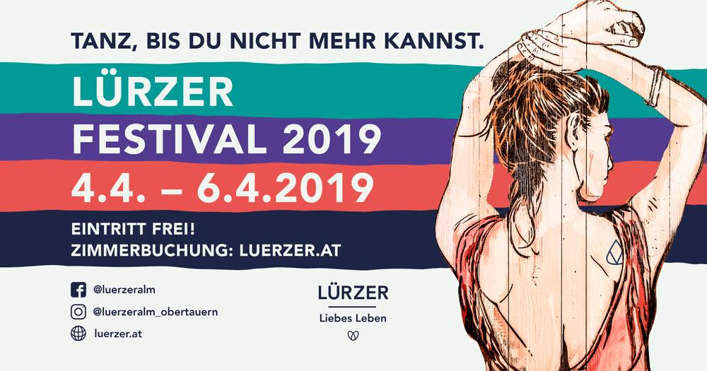 Festival 2019 - Lürzer Festival 2019