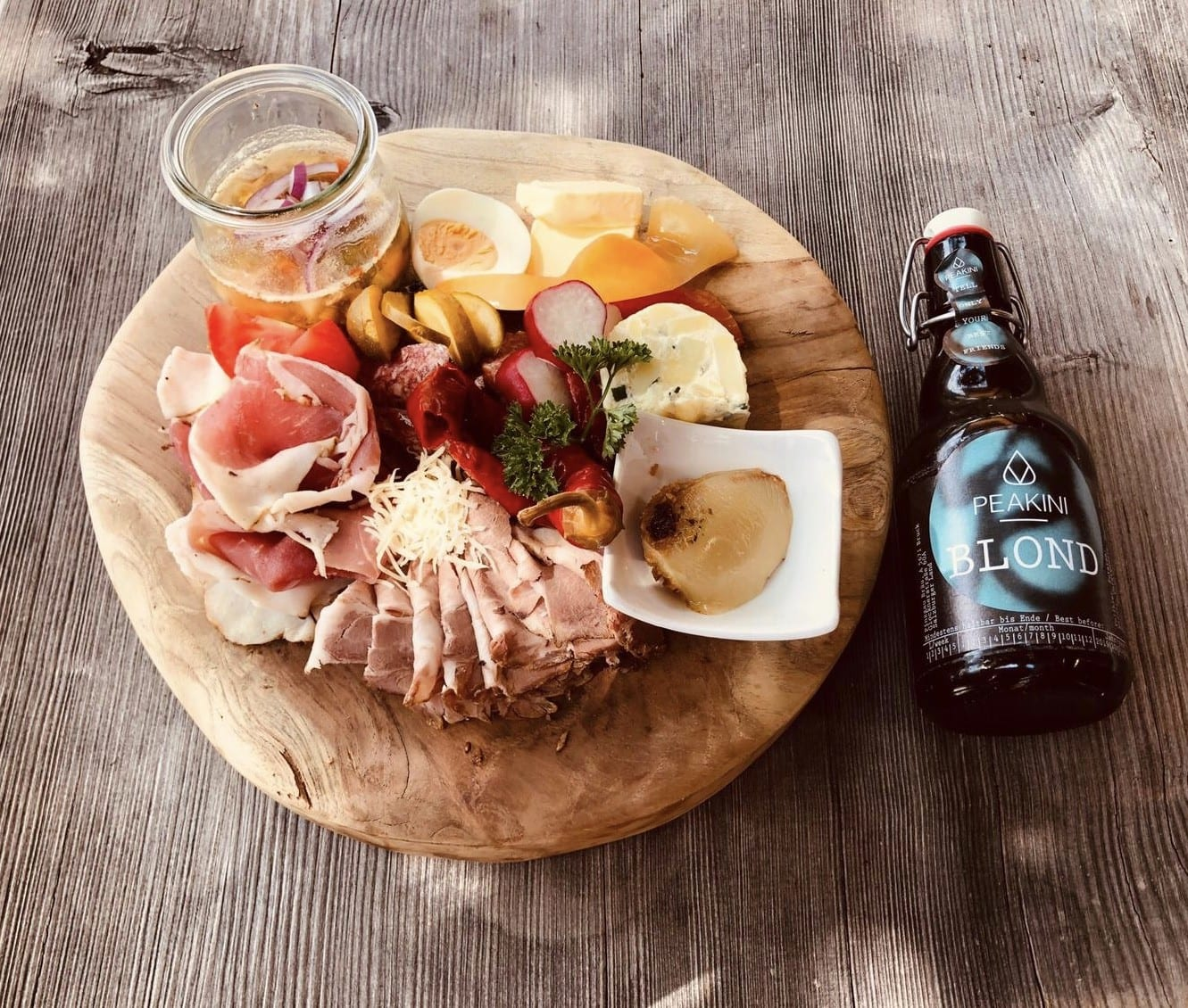 Unknown 1 - Delicious food and drinks im Farmhaus