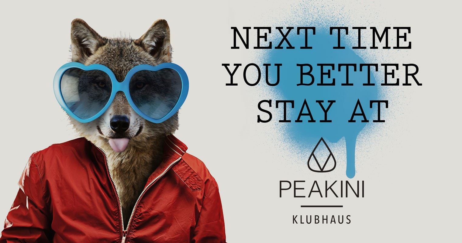 PEA Stay at Peakini Bildschirmwerbung 1520x800 - PEAKINI KLUBHAUS JÄNNER SPECIAL